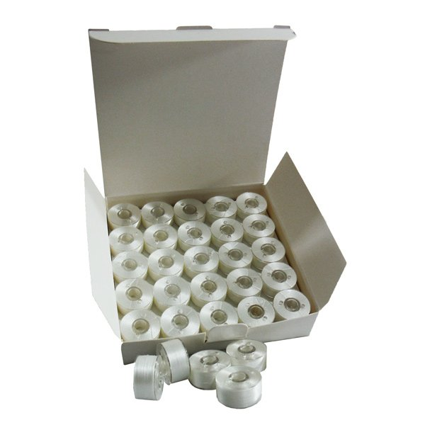 Exquisite Bobbin White Style A/Class 15 - Box of 50