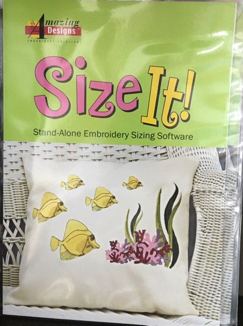 Amazing Designs - Size It