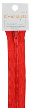 Kimberbellishments 16-Inch  Zippers