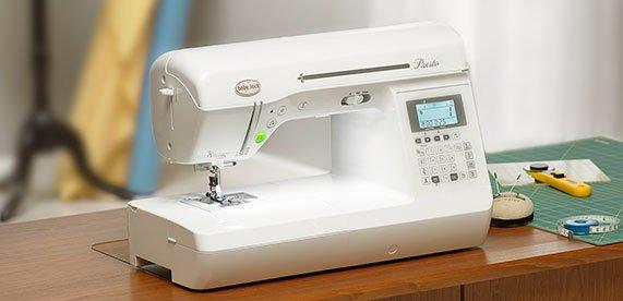 Marietta's Quilt and Sew, Baby Lock Machine Videos, Presto