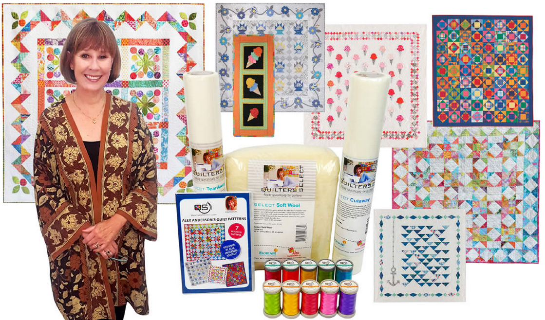 Quilters Select 15th Anniversary Bundle