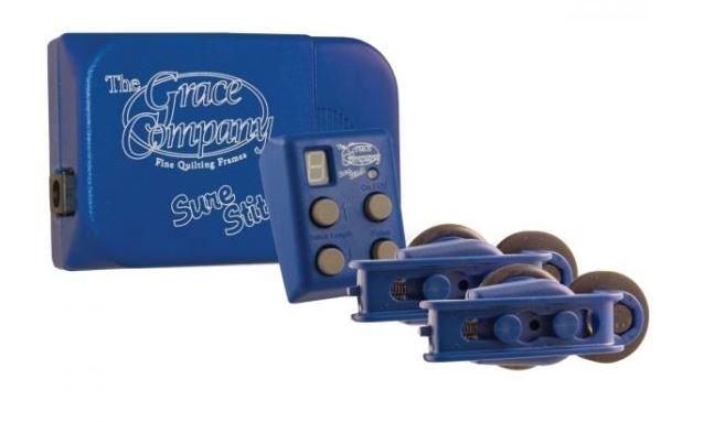 Grace Sure Stitch Regulator for use on Q-Zone Hoop Frame