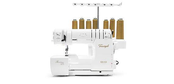 Marietta's Quilt and Sew, Baby Lock Machine Videos, Triumph