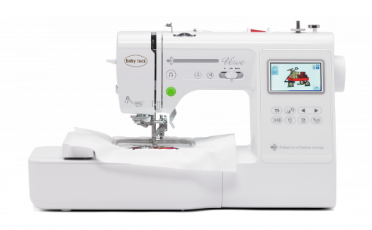 Babylock Verve Sewing and Embroidery Machine (BLMVR)
