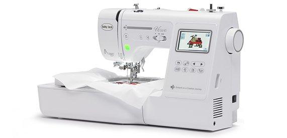 Marietta's Quilt and Sew, Baby Lock Machine Videos, Verve
