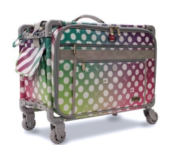 Tula Pink X-Large Tutto Trolley