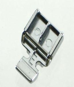 Janome Zipper Foot  E  (top load 7mm)