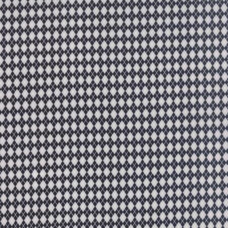 Varsity black & gray argyle 5593 14