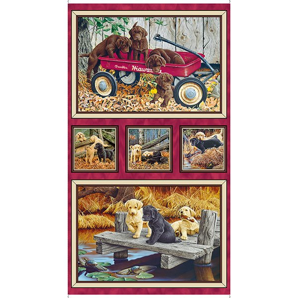 Labrador-able LABRADOR PICTURE PANEL MULTI