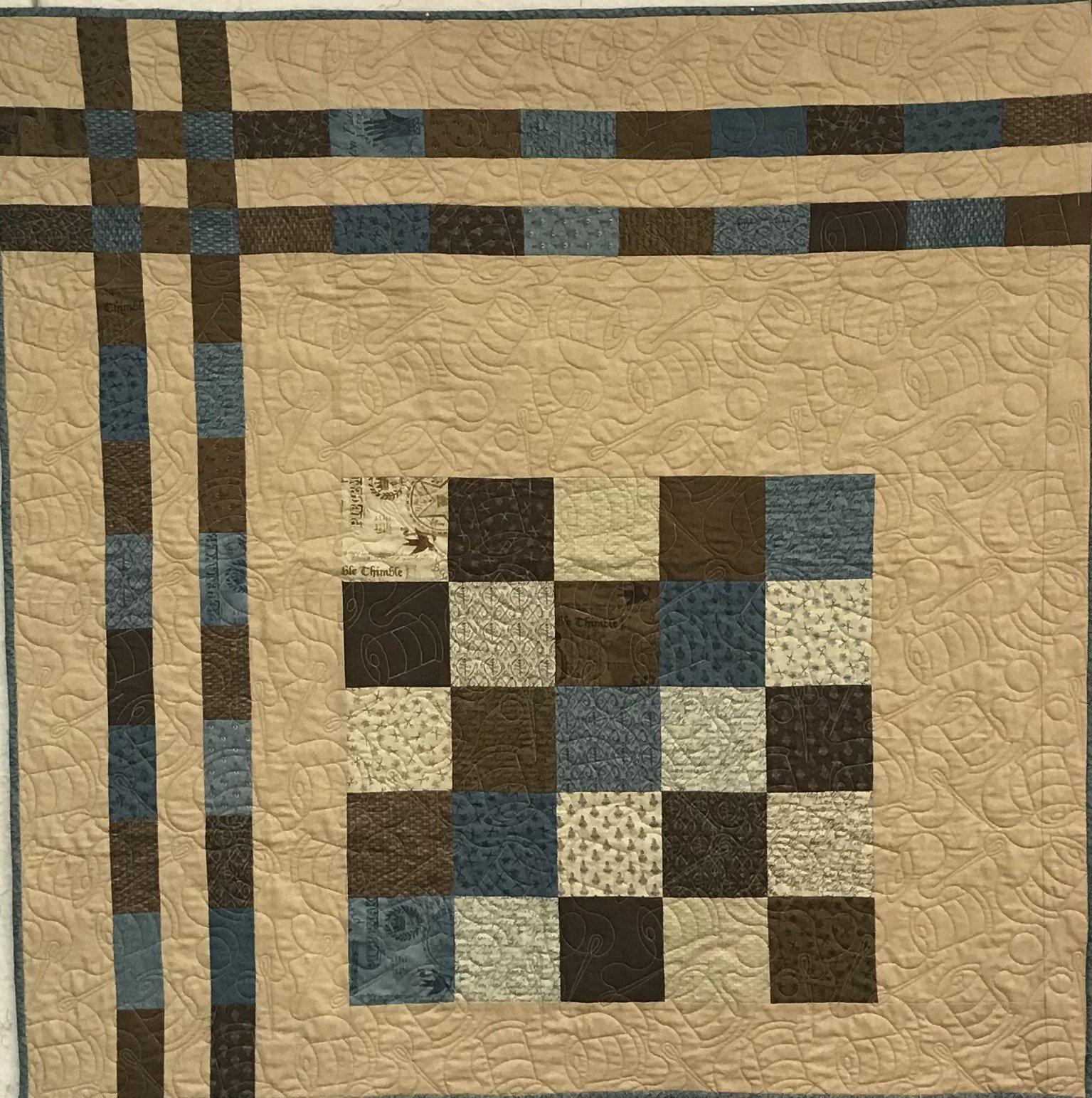 Piecemaker Marmalade Quilt 45 x 48
