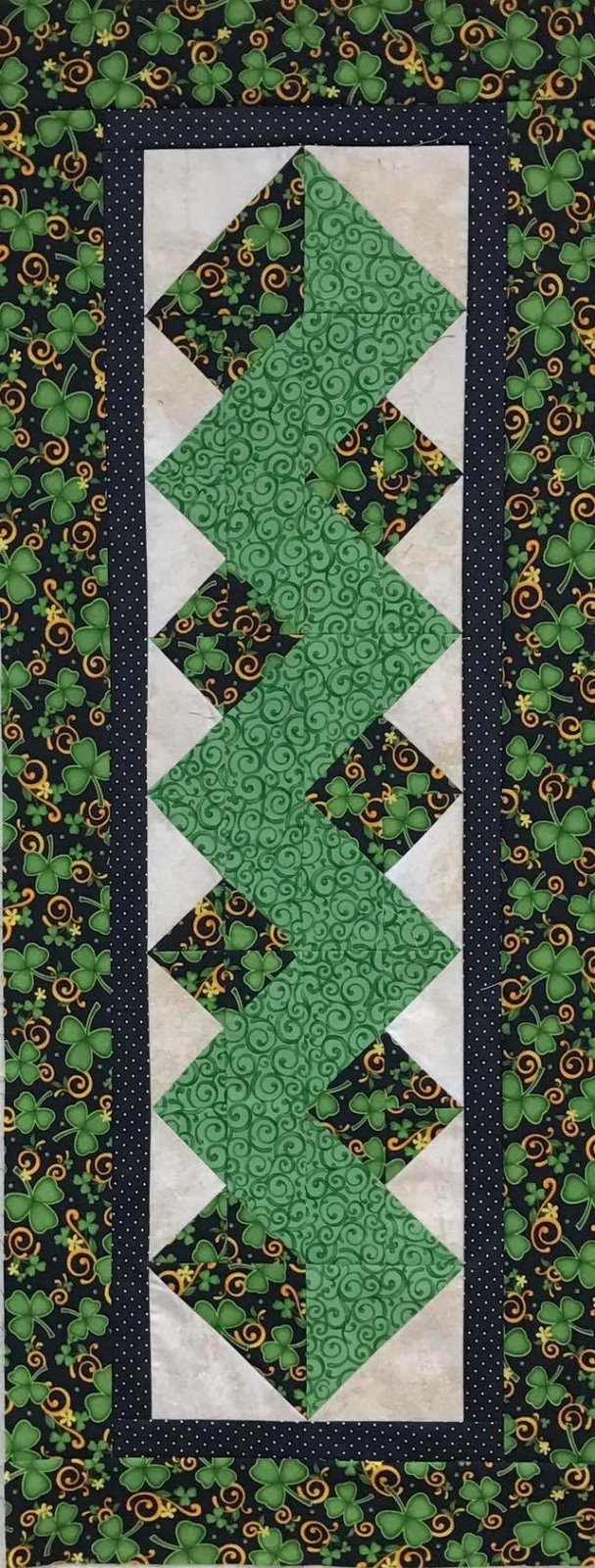 Making Ends Meet St. Patrick?s Day Runner SOLD!!