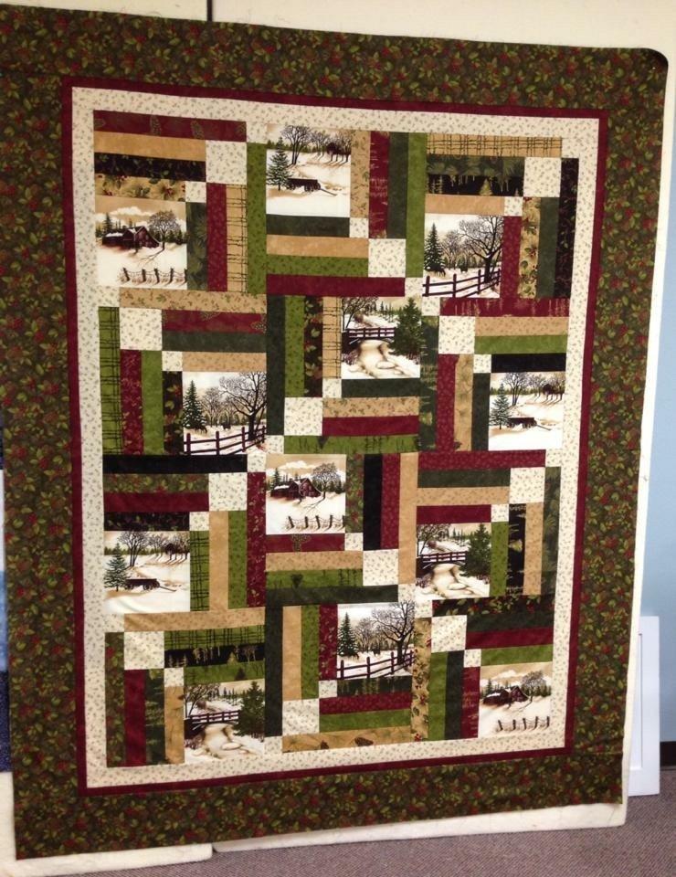 Memory Lane Quilt 67 x 84  SOLD!!