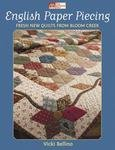 English Paper Piecing Book