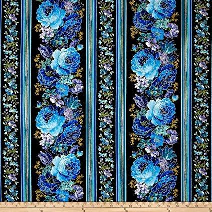 Enchanted Flower Metallic