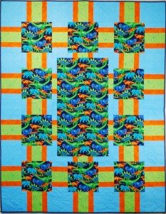 Connections Quilt Pattern AW-09