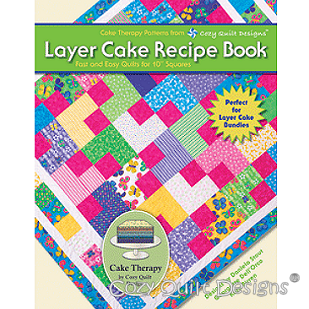Layer Cake Recipe Book CQD04004