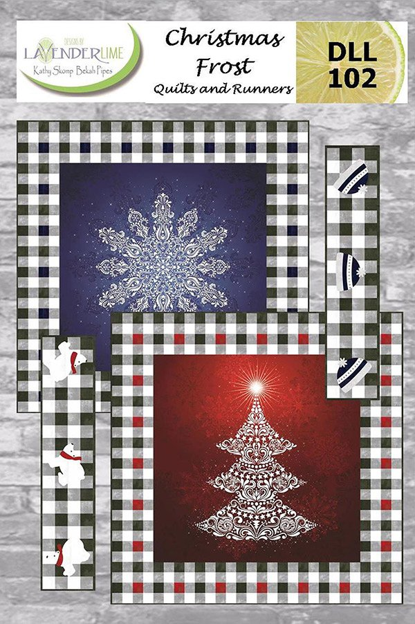 Christmas Frost Pattern Book
