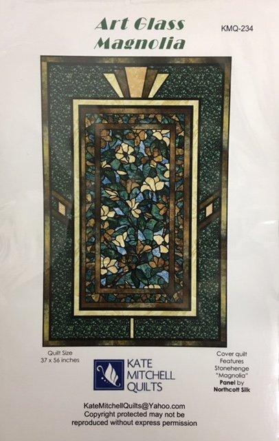 Art Glass Magnolia KMQ-234 37 x 56