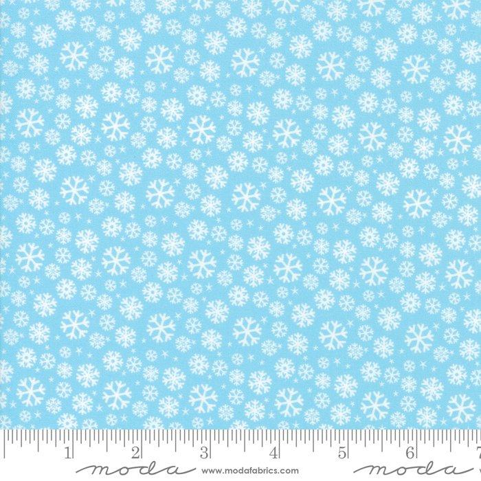 Jolly Season Frost Snowflakes