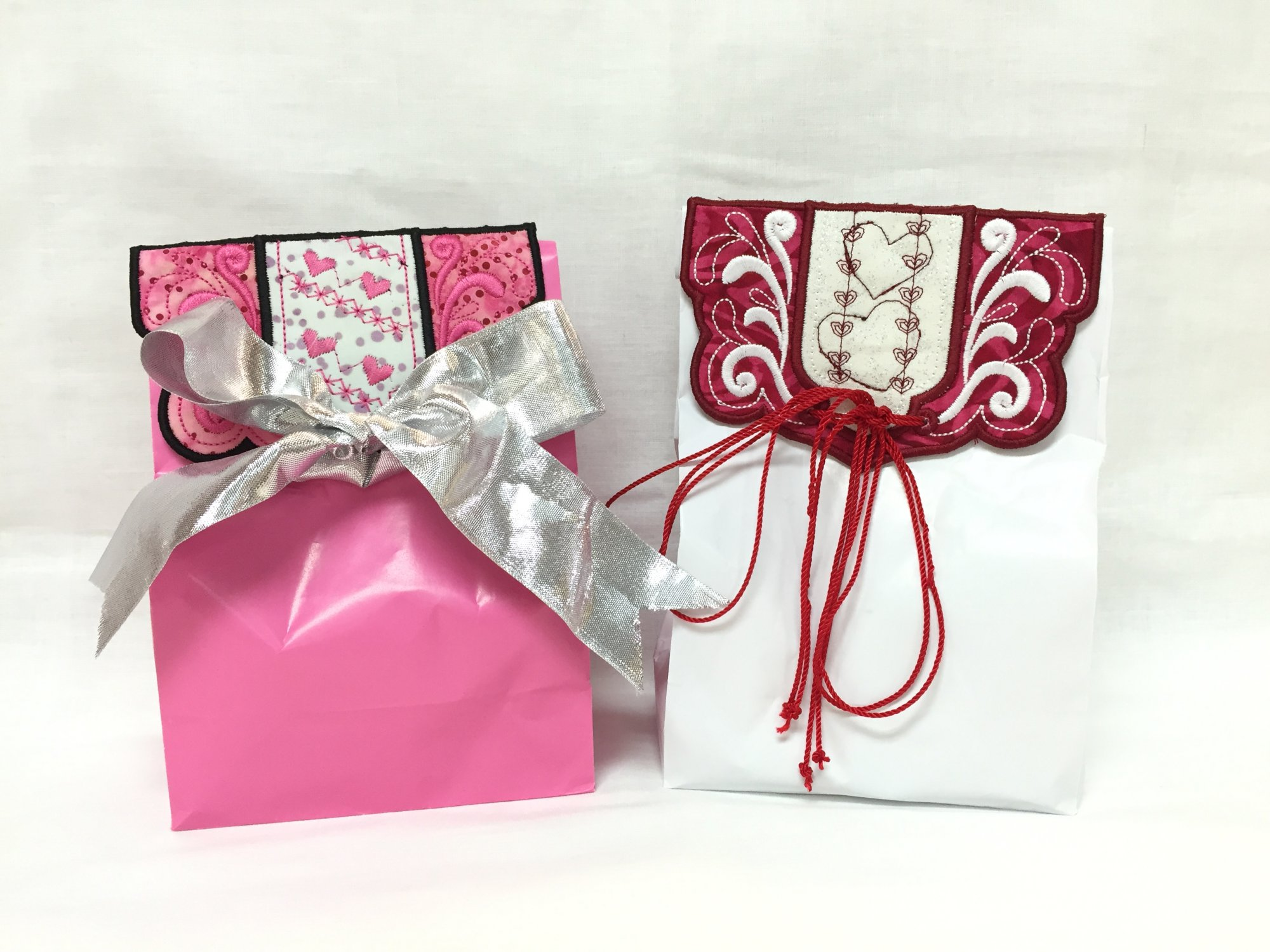 Valentine\'s Goodie Bag Toppers