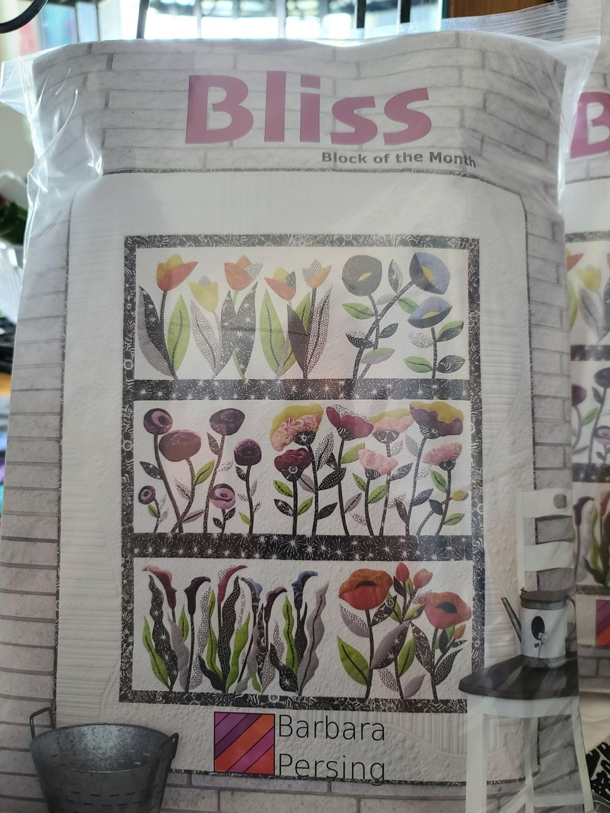 Bliss Quilt Kit