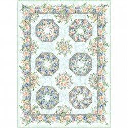 Patricia- Kaleidoscope quilt kit