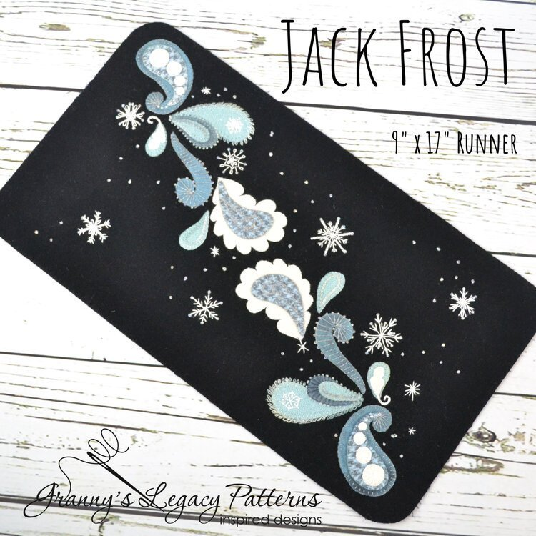 Granny's Legacy, Jack Frost kit
