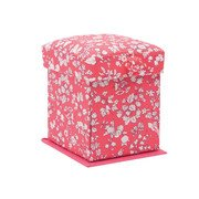 Liberty of London Victorian Sewing Box Fruit Silhouette