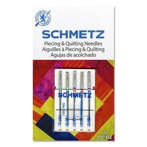 Schmetz Piece & Quilt Needles 5 Pk