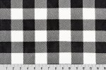 Buffalo Check Cuddle Dark Grey