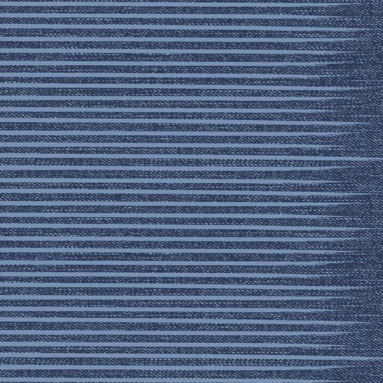 Almost Blue Stripe by Libs Elliott