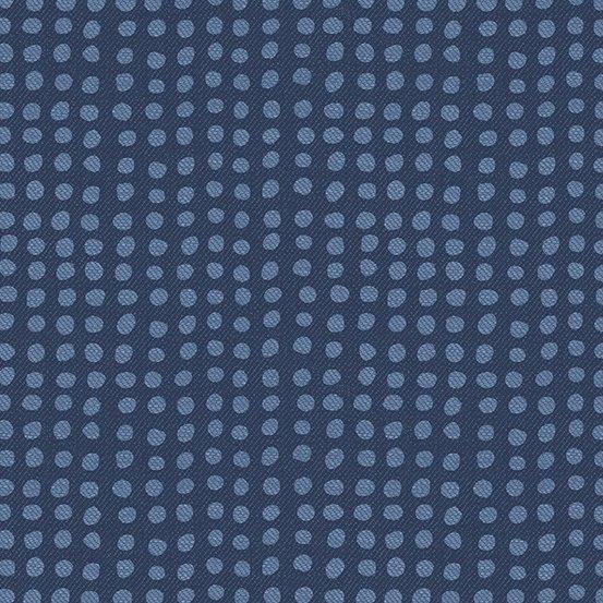 Almost Blue dot by Libs Elliott