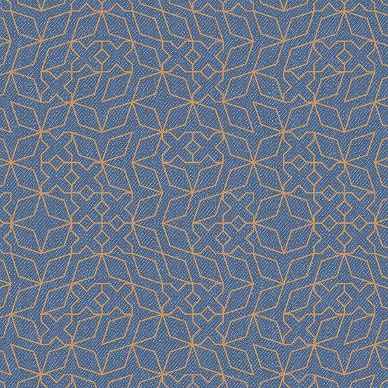 Almost Blue Stitch by Libs Elliott
