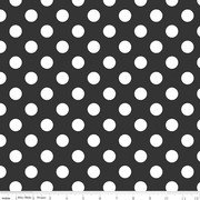 Medium Dots Black