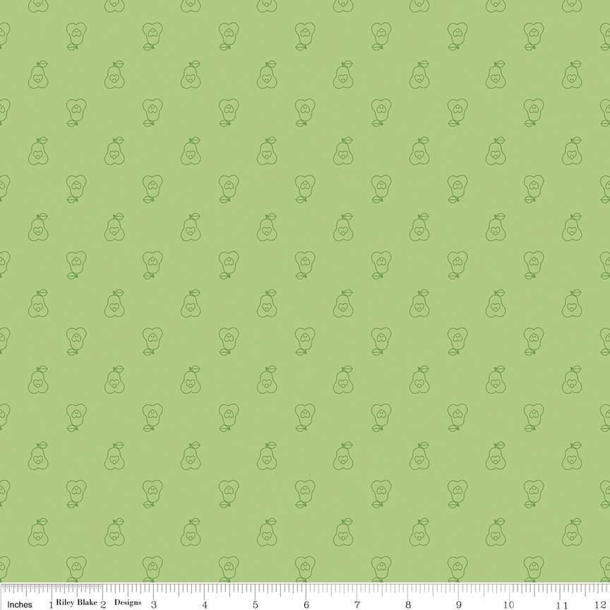Basics Pear Green