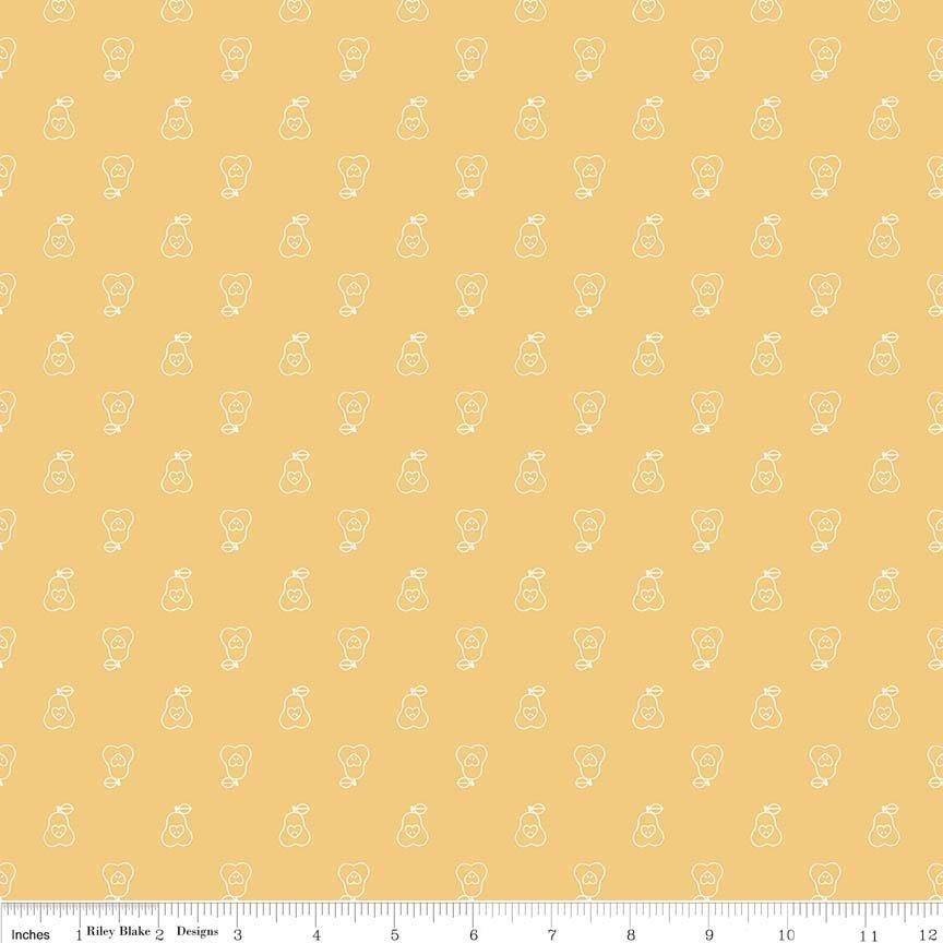 Basics Pear Honey