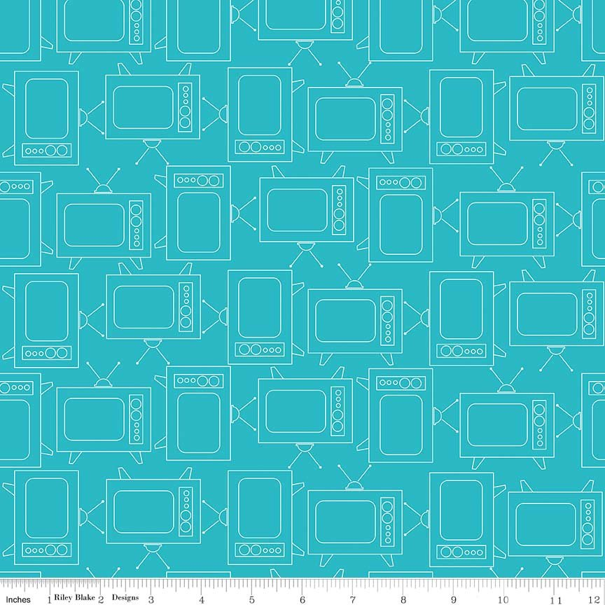 Bee Basics TV Turquoise