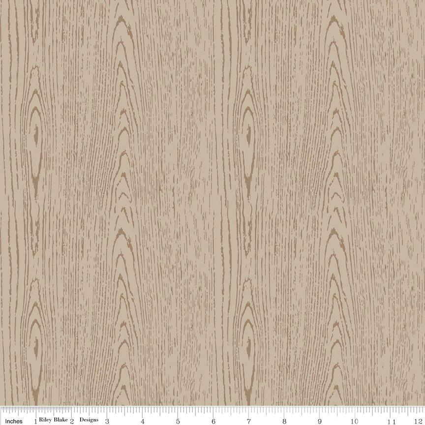 The great Outdoors Wood Grain Tan