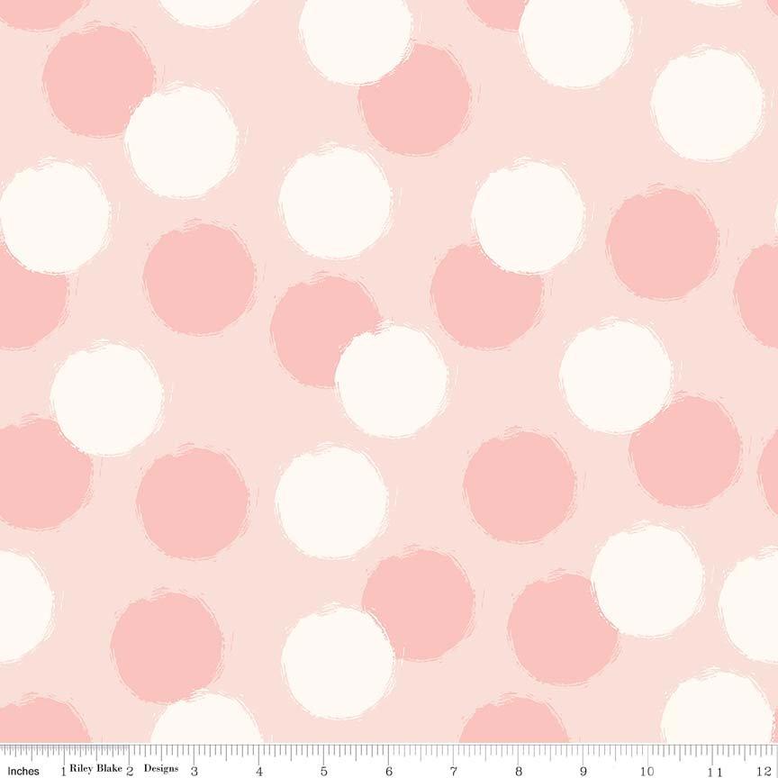 Blush Puffs Pink