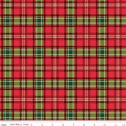 Christmas Memories Plaid Multi