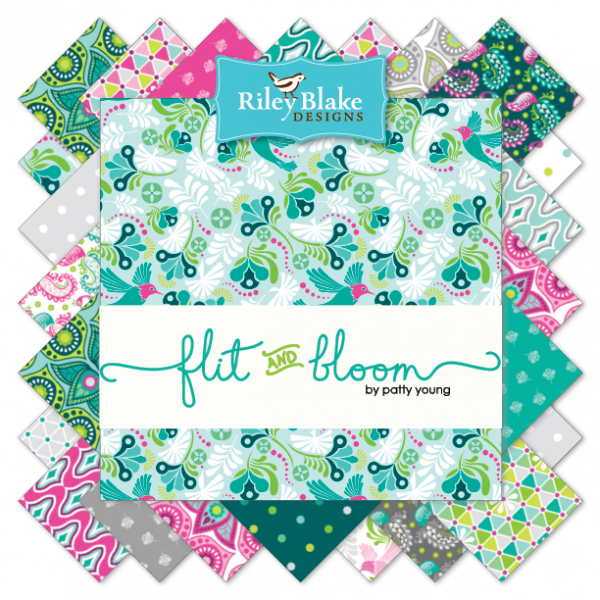 Flit and Bloom FQ Bundle