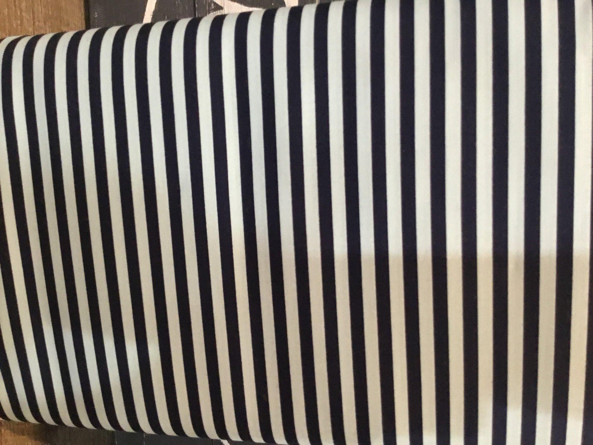 Dream Cottage Candy Stripe Silver