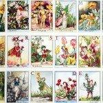 Fairy Alphabet Panel