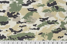 Mini Cammo Print, Soldier by Shannon