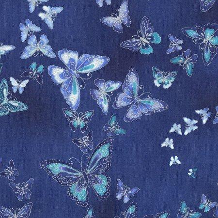 Dutchess Butterfly Blue