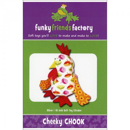 Funky Friends Factory Cheeky Hook