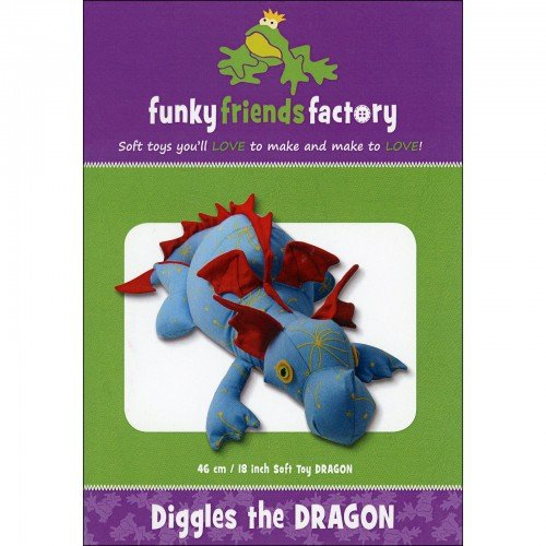 Funky Friends Diggle the Dragon