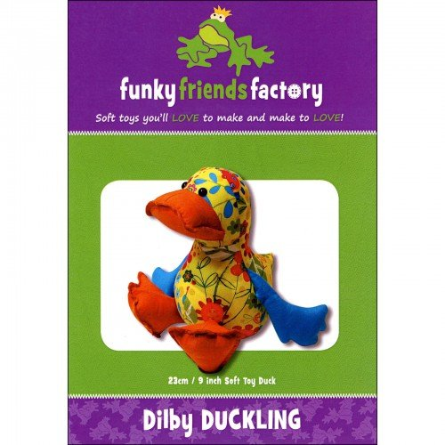 Dilby Ducking Funky Friends Factory