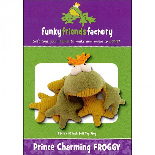 Funky Friends Factory Prince Charming Froggy