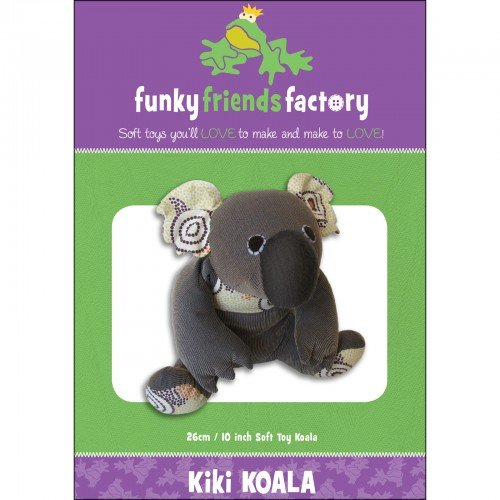 Funky Friends Factory Kiki Koala
